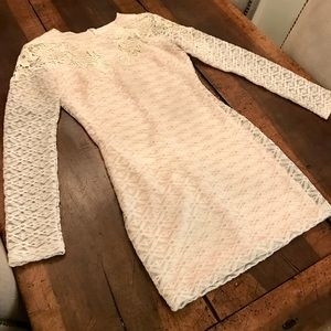 Urban Outfitters Fitted Lacey Dress NWT